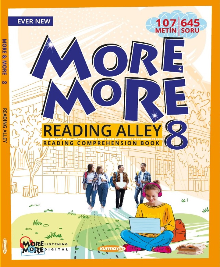 8 NEW MORE & MORE READİNG ALLEY
