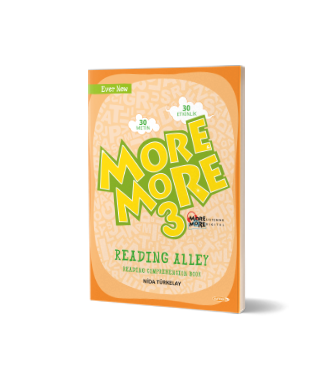 3 NEW MORE & MORE ENGLISH READİNG ALLEY