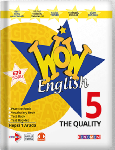 5 WOW ENGLISH THE QUALITY